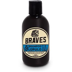Shampoo de Barba com Lúpulo The Braves 250ml