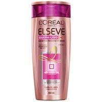 Shampoo Elseve Quera - liso Reconstituinte 400ml