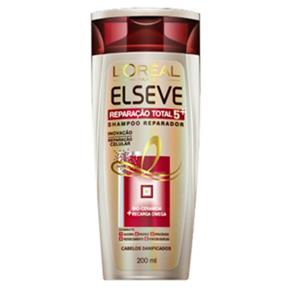 Shampoo Elséve Reparação Total 5 200Ml