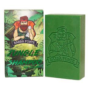 Shampoo Em Barra Jungle 130G - Barba Forte