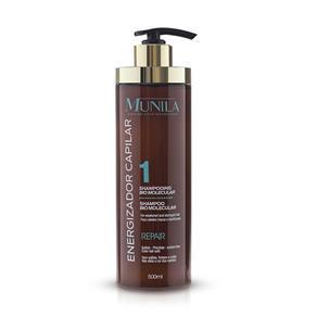 Shampoo Energizador Capilar Bio Molecular - Munila