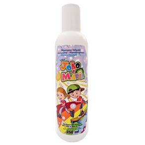 Shampoo Infantil Hipoalergênico João e Maria 250ml Alergoshop