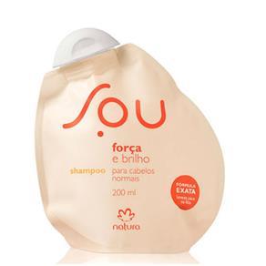 Shampoo Natura Sou Força e Brilho 200ml