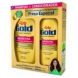 Shampoo Niely Gold Tradicional + Condicionador