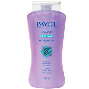 Shampoo Sem Sal Phytoqueratina Payot ( 300ml ) Pós Química