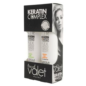 Smoothing Therapy Keratin Care Travel Valet Keratin Complex - Kit Kit