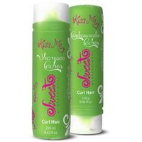 Sweet Hair Kit Shampoo+Condicionador Cachos Kiss Me 250ml+250g