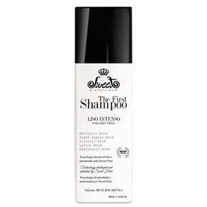Sweet Professional Shampoo Alisante The First - O Primeiro Que Alisa - 900ml