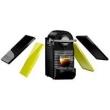 Máquina de Café Nespresso Pixie Clip Preto e Limão Neon com Desligamento Automático 110V