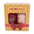 Kit Fiorucci Par Perfeito Morango Sabonete Líquido 500ml + Loção Hidratante 500ml