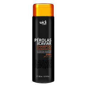 Widi Care Pérolas De Caviar - Shampoo Hidratante 300Ml