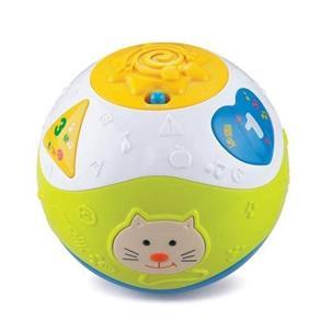 Bola De Atividades Didática Bilingue Zp00052 Zoop Toys