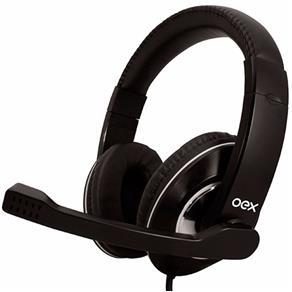 Headset Prime Preto USB HS201 OEX