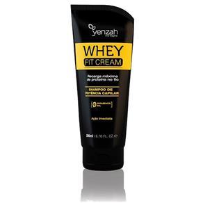 Yenzah Whey Fit Cream Shampoo 200ml