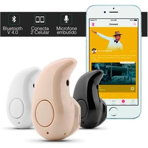 Mini Micro Fone Ouvido Sem Fio Bluetooth Pronta Entrega