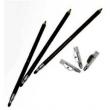 Lápis Sombra Preto Apontador V897 - B - Jasmyne - Maq10048