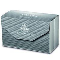 Kit Banho Senador Platinum Music 2 Sabonetes Perfumados 130g + 1 Saboneteira + 1 Caixa de Som