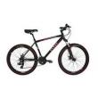 Bicicleta 26 Sense Extreme Shimano 21v Freio Disco Preta / Vermelha - 16