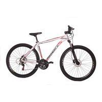 Bicicleta Aro 29 21v Shimano Monaco Zeuss Quadro 21 branco