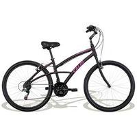 Bicicleta Caloi Comfort 300 Feminino 2015 preto