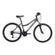 Bicicleta Caloi Mtb Htx T17 PTO Fem Preto quadro 17
