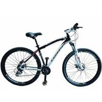 Bicicleta Canadian Curvo Aro 29 24 Velocidades Shimano preto