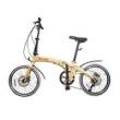 Bicicleta Dobrável Pliage Bege