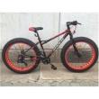 Bicicleta Fat Bike Aro 26 Alumínio Freio a Disco Jeri Preta