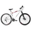 Bicicleta GTSM1 Advanced 1.0 aro 29 freio a disco 21 marchas Branco - Tamanho 19