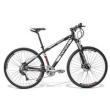 Bicicleta GTSM1 Advanced New aro 29 freio a disco shimano Alívio 27 marchas Preto Fosco - Tamanho 21