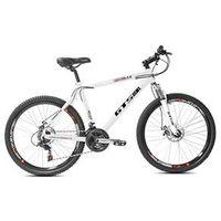 Bicicleta GTSM1 Expert 2.0 Shimano aro 26 freio a disco 21 marchas Branco - Tamanho 21