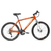 Bicicleta GTSM1 Expert 2.0 Shimano aro 26 freio a disco 21 marchas Laranja - Tamanho 17