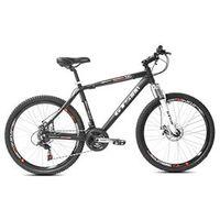 Bicicleta GTSM1 Expert 2.0 Shimano aro 26 freio a disco 21 marchas Preto Fosco - Tamanho 17