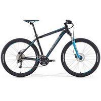 Bicicleta Merida Big Seven 70 27,5 30 V Preto / Azul ( 2016 ) - Tam 17