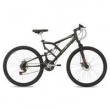 Bicicleta Mormaii Aro 29 Full Susp Big Rider Disk Brake 21V - 2011953 preto