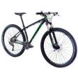 Bicicleta MTB SENSE IMPACT PRO 29x17 Shimano Alívio M4050 27 v Freio Hidráulico verde