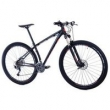 Bicicleta MTB SENSE IMPACT PRO 29x17 Shimano Alívio M4050 27 v Freio Hidráulico vermelho
