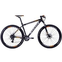 Bicicleta Mtb SENSE Rock 29x19 24v Laranja Kit Shimano Altus Com Freio Hidráulico