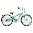 Bicicleta Nirve Lahaina Coral Teal azul royal