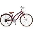 Bicicleta Nirve Starliner Bordeaux 21v vinho