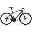 Bicicleta Sense 700c URBAN ACTIV 29x17 Cinza 24v Hibrida cinza