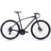 Bicicleta Sense 700c URBAN ACTIV 29x19 Cinza 24v Hibrida cinza