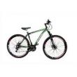 Bicicleta TSW câmbios Shimano aro 29 freio a disco 21v - VERDE - QUADRO 17