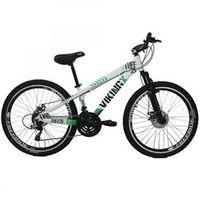 Bicicleta TUFF25 Freeride Aro 26 Freio a Disco 21 Velocidades Câmbios Shimano - Vikingx - VK. BV