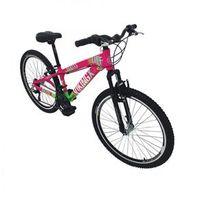 Bicicleta X TUFF25 Freeride Aro 26 Freio V - Break 21 Velocidades Cambio Shimano - VikingX - VKV. RV