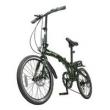 Bike Dobrável Pliage Two Dogs Verde verde