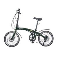 Bike Dobrável Pliage Verde - Two Dogs