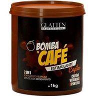 Bomba De Cafe Glatten Professional Estimulante Capilar 1Kg