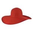 Chapéu Dama de Vermelho