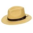 Chapéu de Palha Amarelo Queimado Aba 7cm - Marcatto 18378